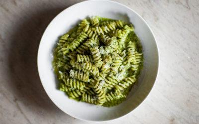 Pesto Genovese Recipe