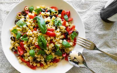 Puttanesca Pasta Salad Recipe
